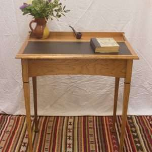Arts & Crafts school desk