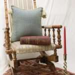 Edwardian Rocking chair, Circa 1900