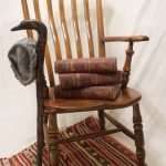 Victorian Kitchen Carver Chair, Circa 1800s