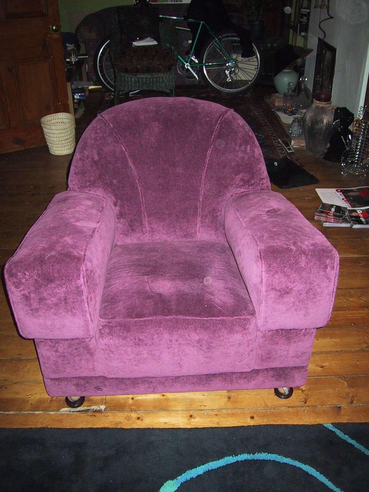 1940's Armchair