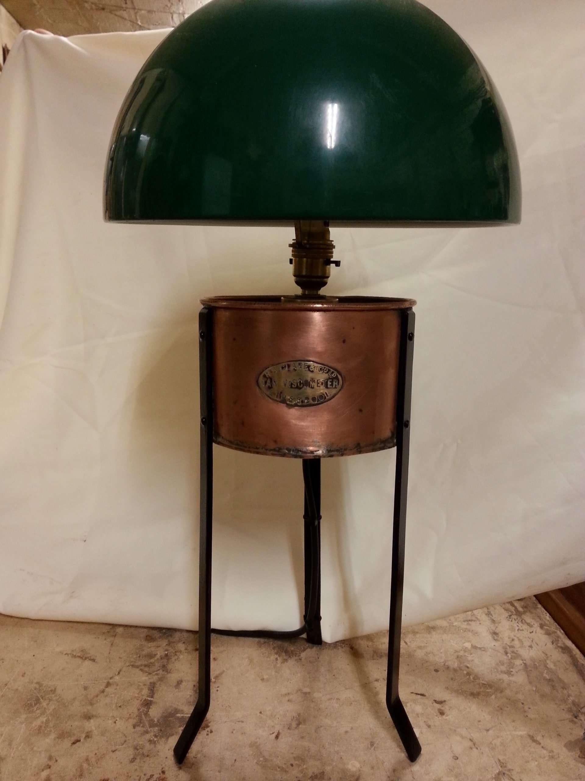 Tar Viscometer Lamp