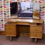 Mid century Modern Dressing table, Circa 1960s