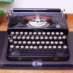 Typewriter, Circa 1940s