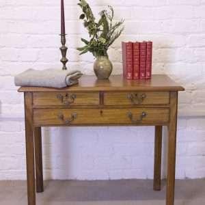 Occasional mahogany table, Circa 1820