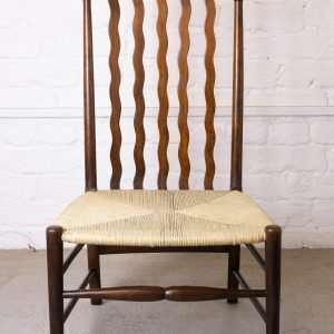 Arts & Crafts occasional chair, Circa 1910